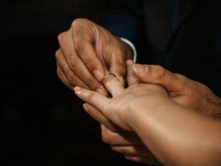 O casamento de Daniela  e Roldão  1