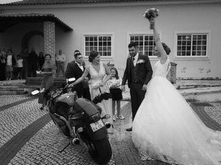 O casamento de Daniela  e Roldão  3