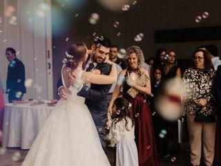 O casamento de Daniela  e Roldão