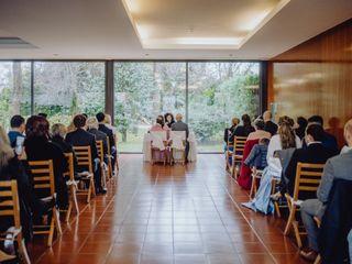 O casamento de Eduarda e José