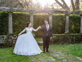 O casamento de Marina e Luís