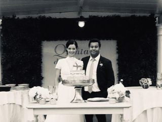 O casamento de Márcia e Miguel  1
