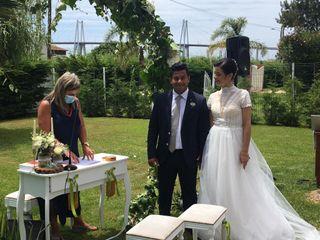 O casamento de Márcia e Miguel  2