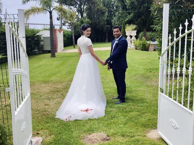 O casamento de Márcia e Miguel