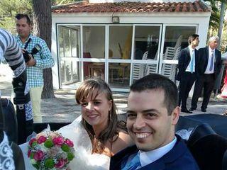 O casamento de Susana e Bruno 1