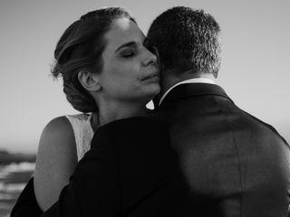 O casamento de Isabel e Rui
