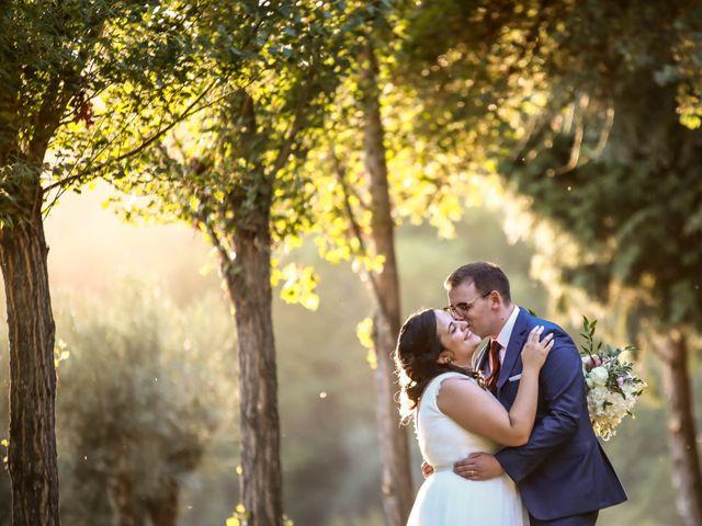 O casamento de Francisca e Nuno