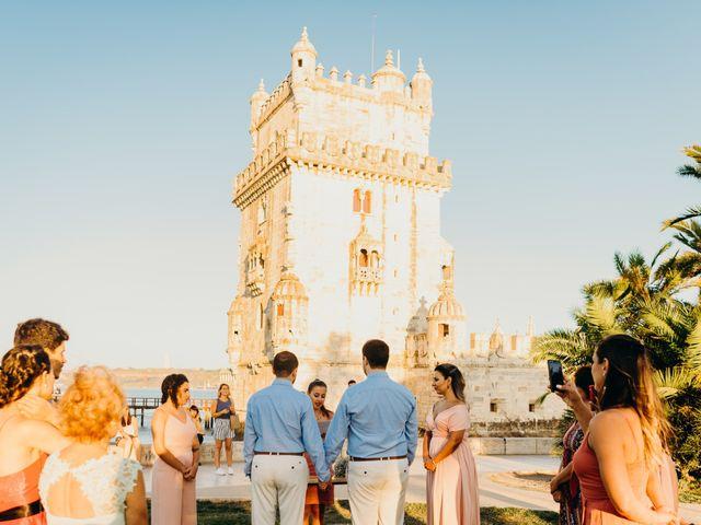 O casamento de Vini e Saint Clair em Lisboa, Lisboa (Concelho) 19