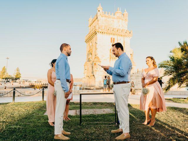 O casamento de Vini e Saint Clair em Lisboa, Lisboa (Concelho) 22