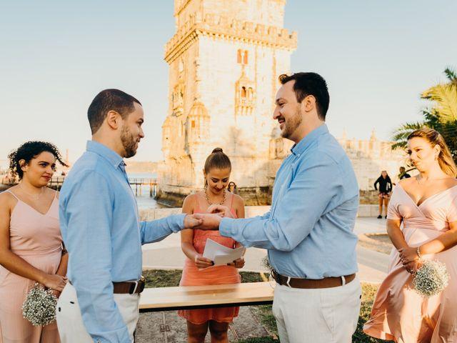 O casamento de Vini e Saint Clair em Lisboa, Lisboa (Concelho) 23