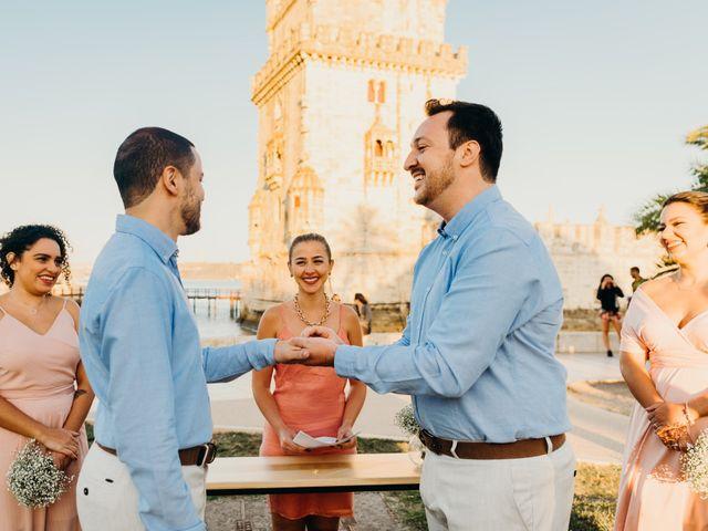 O casamento de Vini e Saint Clair em Lisboa, Lisboa (Concelho) 24