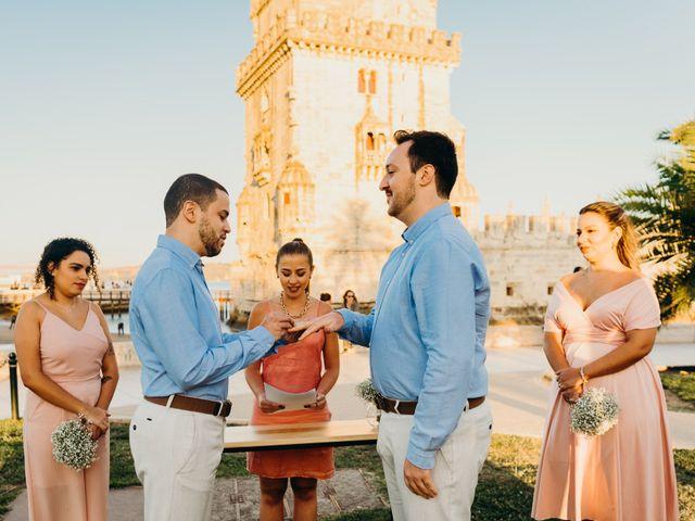 O casamento de Vini e Saint Clair em Lisboa, Lisboa (Concelho) 25