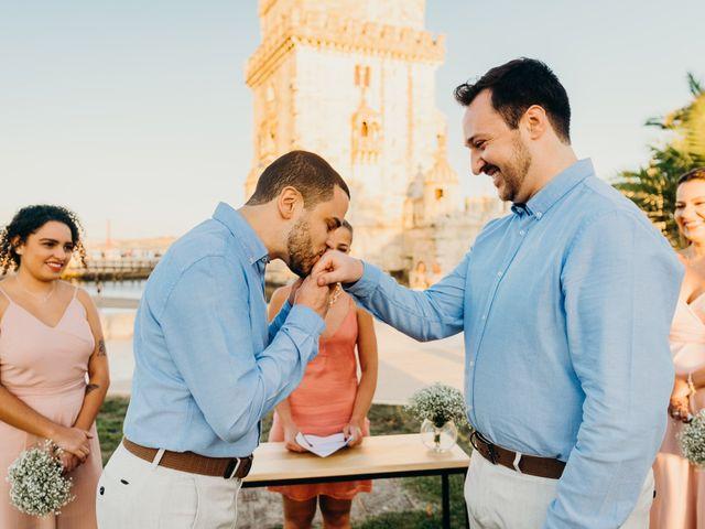O casamento de Vini e Saint Clair em Lisboa, Lisboa (Concelho) 26