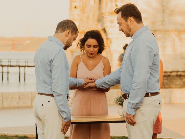 O casamento de Vini e Saint Clair em Lisboa, Lisboa (Concelho) 27
