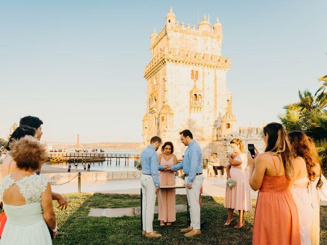 O casamento de Vini e Saint Clair em Lisboa, Lisboa (Concelho) 28