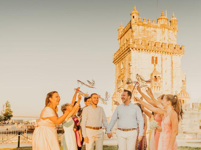 O casamento de Vini e Saint Clair em Lisboa, Lisboa (Concelho) 33