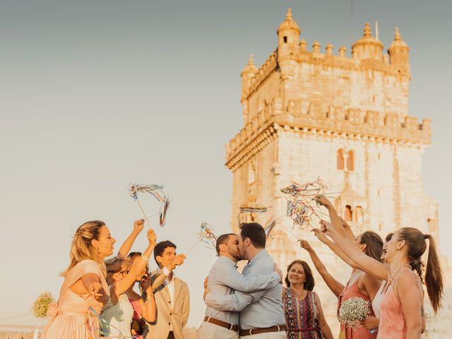 O casamento de Vini e Saint Clair em Lisboa, Lisboa (Concelho) 34