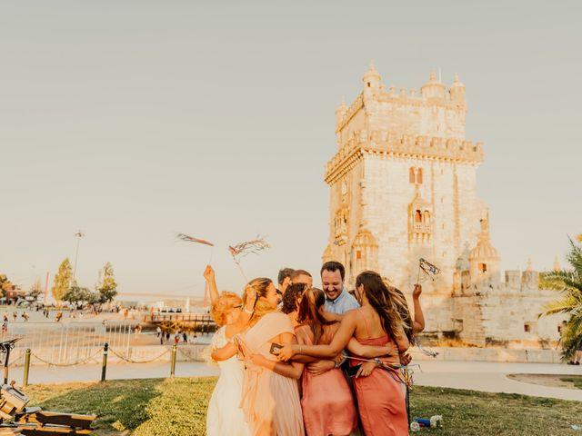 O casamento de Vini e Saint Clair em Lisboa, Lisboa (Concelho) 35