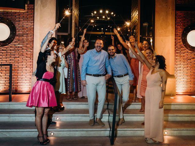 O casamento de Vini e Saint Clair em Lisboa, Lisboa (Concelho) 45
