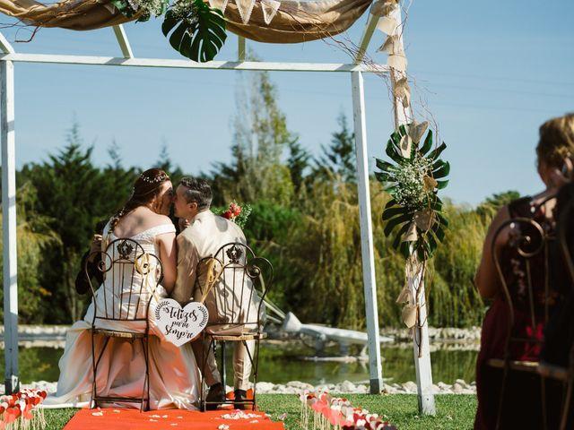 O casamento de Márcio e Catarina em Óbidos, Óbidos 14