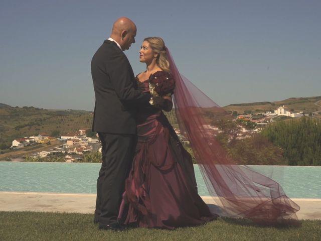 O casamento de Carlos e Marta em Vila Franca do Rosário, Mafra 1