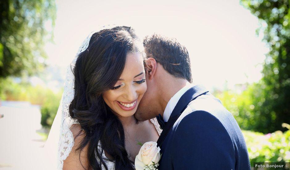 O casamento de José e Ana em Palmela, Palmela