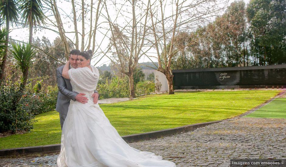 O casamento de André e Fernanda em Santiago do Bougado, Trofa