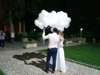 O casamento de Ana   e Luís   1