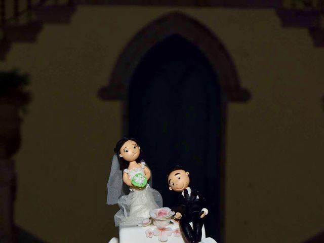 O casamento de Luís   e Ana   em Fataúnços, Vouzela 28