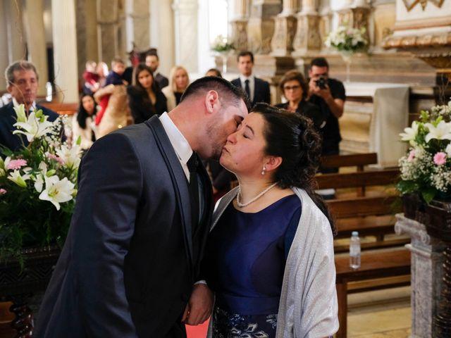O casamento de Francisco e Vanessa em Sítio da Nazaré, Nazaré 15