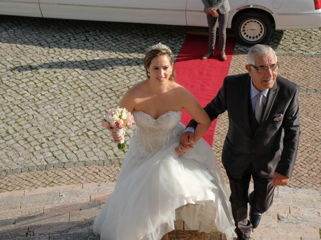 O casamento de Francisco e Vanessa em Sítio da Nazaré, Nazaré 17
