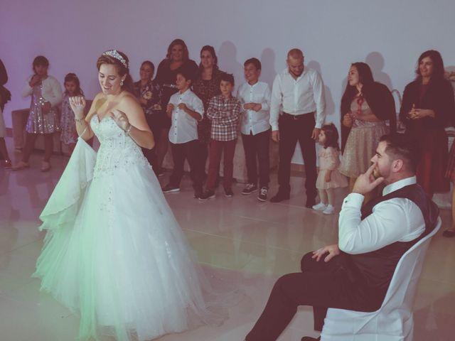 O casamento de Francisco e Vanessa em Sítio da Nazaré, Nazaré 45