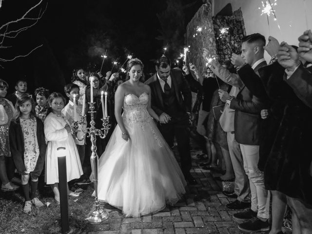 O casamento de Francisco e Vanessa em Sítio da Nazaré, Nazaré 49