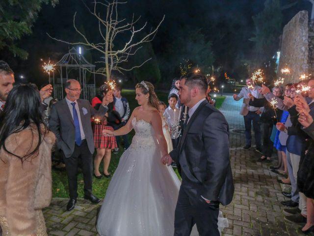 O casamento de Francisco e Vanessa em Sítio da Nazaré, Nazaré 50