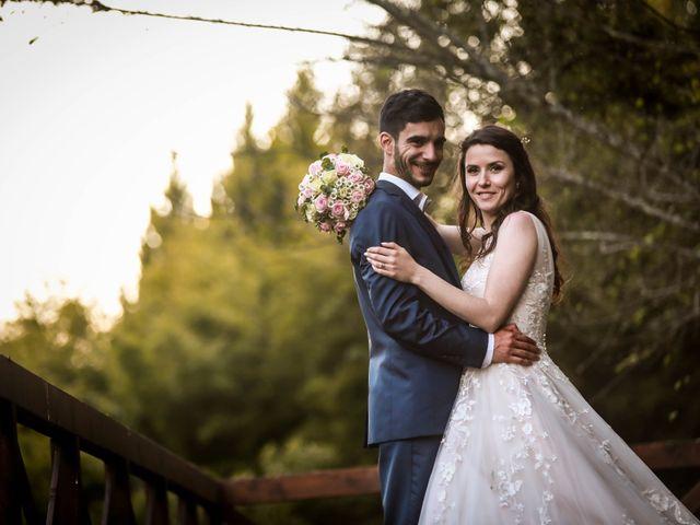 O casamento de Nádia e Fabrício