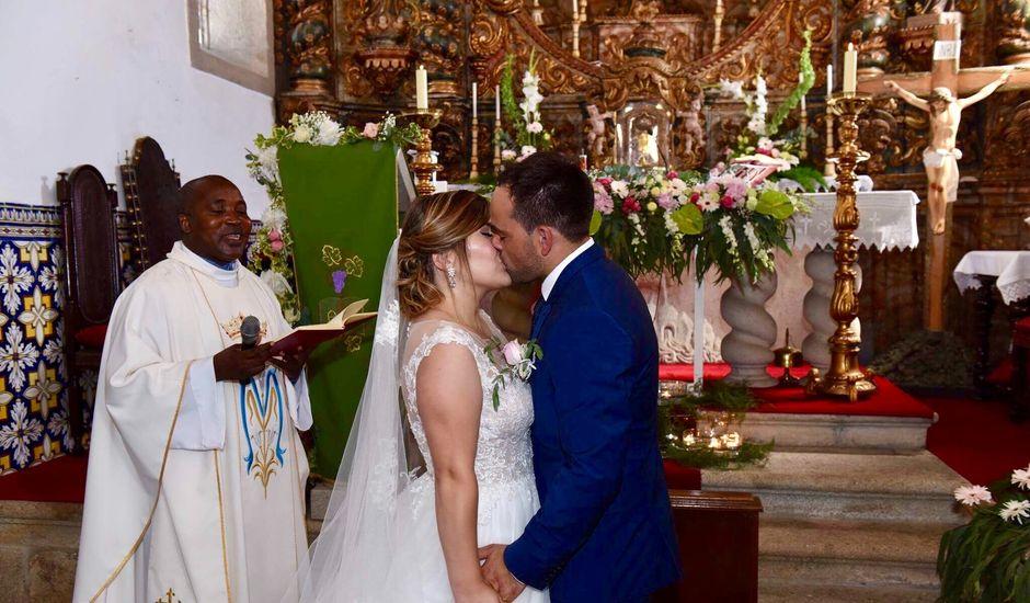 O casamento de Luís   e Ana   em Fataúnços, Vouzela