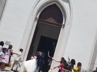 O casamento de Nádia  e Hugo 3