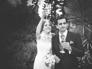 O casamento de Yoleida e José