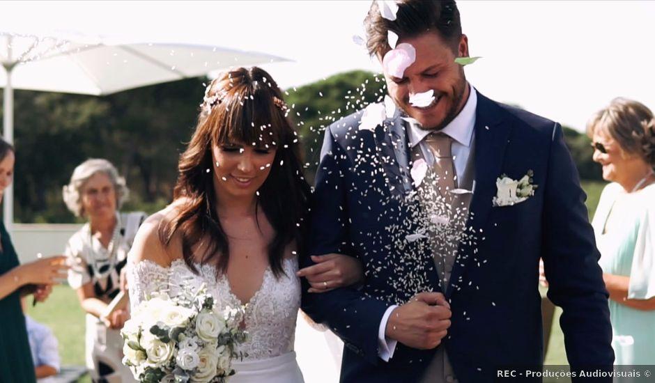 O casamento de Marta e João em Azeitão, Setúbal (Concelho)