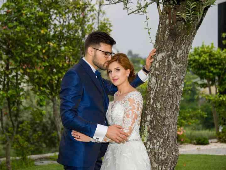 O casamento de Flávia e Pedro
