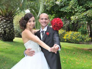 O casamento de Liliana e Rodrigo