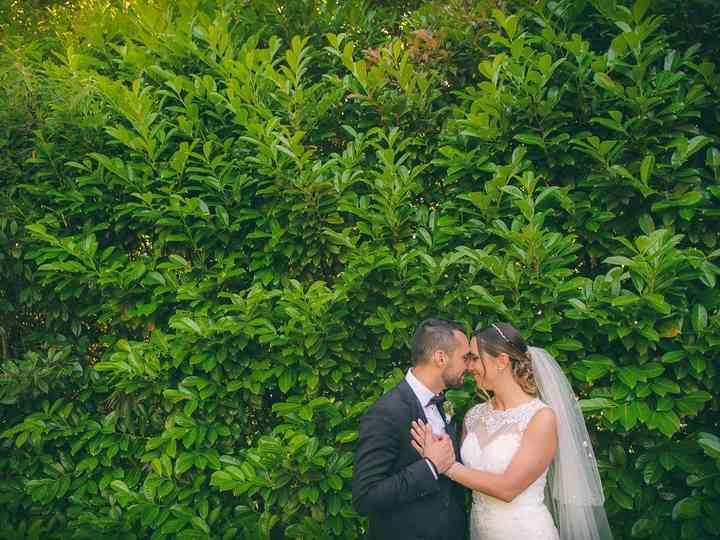 O casamento de Naida e Sérgio