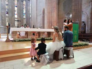 O casamento de Tânia  e João 3