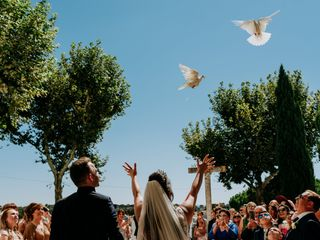 O casamento de Cátia  e Ruben