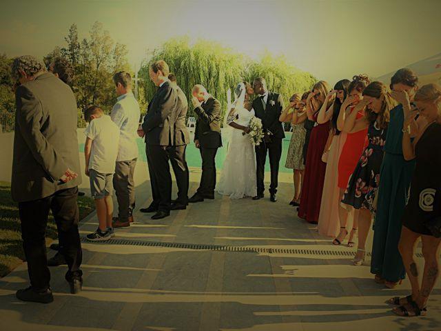 O casamento de Gersiley e Vanessa em Maçã, Sesimbra 15