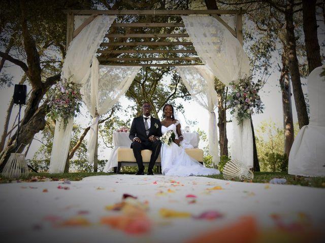 O casamento de Gersiley e Vanessa em Maçã, Sesimbra 19