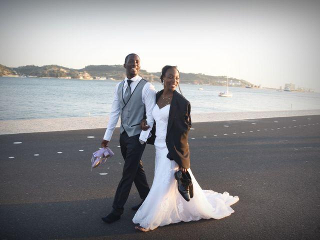 O casamento de Gersiley e Vanessa em Maçã, Sesimbra 37