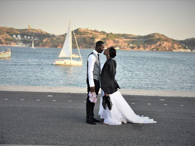 O casamento de Vanessa e Gersiley