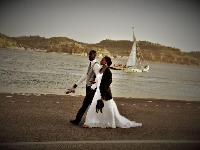O casamento de Gersiley e Vanessa em Maçã, Sesimbra 40
