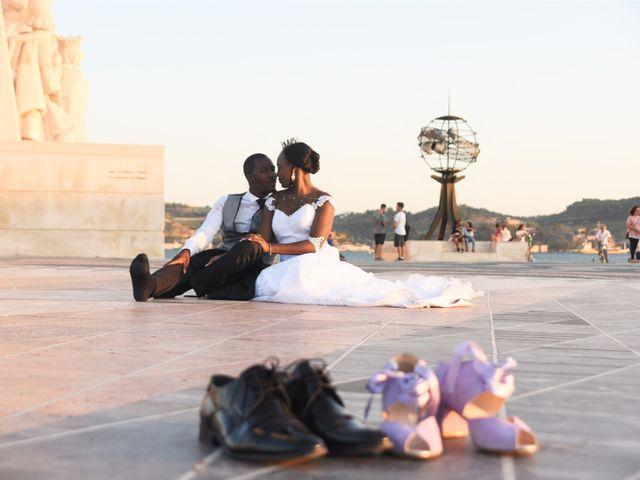 O casamento de Gersiley e Vanessa em Maçã, Sesimbra 42
